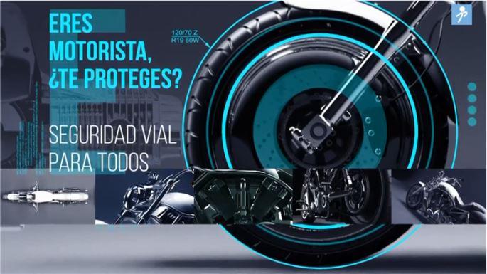 Vídeo seguridad motos