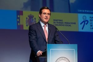 Antonio Garamendi, Presidente CEOE